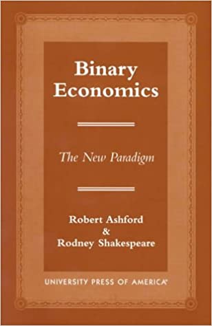 Image result for Binary Economics – the new paradigm