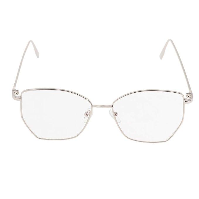 Amazon.com: CUTICATE - Elegante marco de gafas de sol con ...