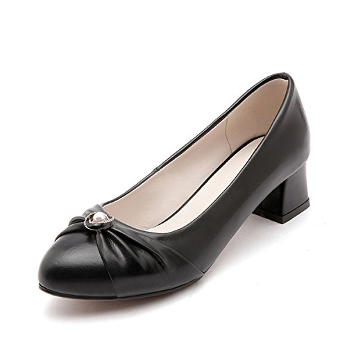 save off 030c5 03017 Gome-z The New Large Size 34-47 All-Match Occupation Occupation Occupation  Woman Shoes Date Pearl Diamond Princess Shoes Office Shoes.