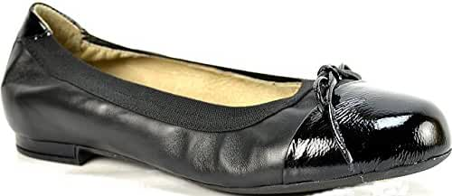 OGSwideshoes Chiara Extra Wide Fit Ballet 3E C D Width