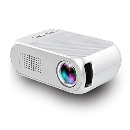 H&T Proyector portátil Pico, Mini proyector de Video con película ...