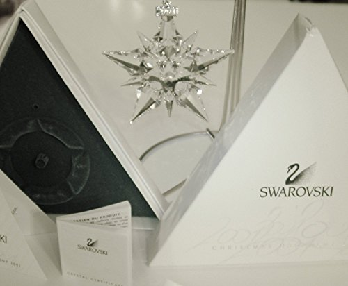 Swarovski Christmas Ornament 2001 by Swarovski