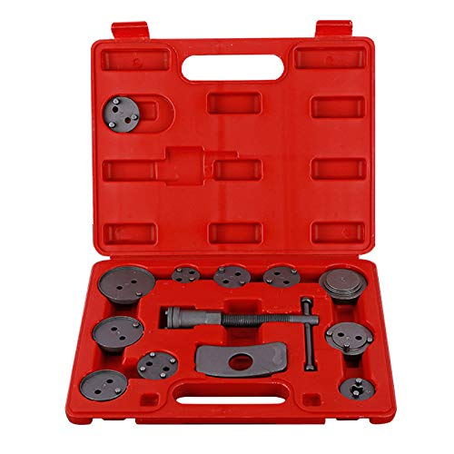13 PCS//Set Disc Brake Caliper Wind Back Tool Kit for Car Vehicle Repairing Gizayen Professional Disc Brake Caliper Wind Back Tool Kit