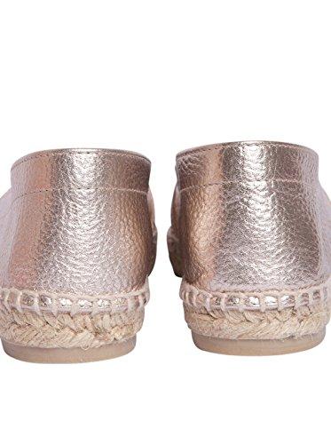 CASTANER Chaussures Femme Chaussons-Coton-Métallique -  argent -  39