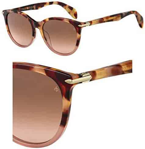 3deb0a55b49a Sunglasses Rag and Bone Rnb 1020  S 0HT8 Pink Havana   M2 brown pink  gradient