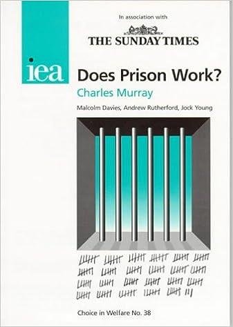 Does Prison Work