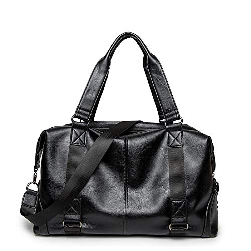 Viaje Messenger Bolso Bolsa Crossbody de Hombro Hombres Casual Bag Moda 1 Bolso para Paquete Bolso ZHRUI Negro Negro Bolso de Trender wq4Z1C