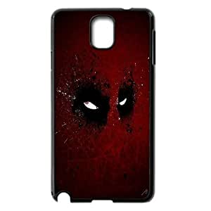 Chinese Deadpool Superhero Custom Phone Case for Samsung Galaxy Note 3 N9000,personalized Chinese Deadpool Superhero Case