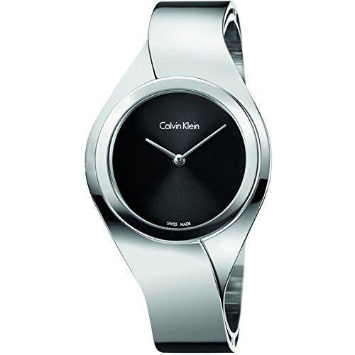 Women's Calvin Klein ck Senses Dress Watch K5N2M121