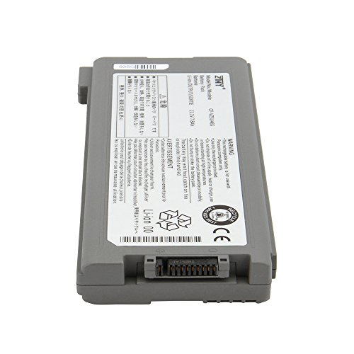 ZTHY Compatible 7800mAh CF-VZSU46S Battery Replacement for Panasonic Toughbook Cf-30 Cf-31 Cf-53 Laptop Cf-vzsu46au Cf-vzsu71u Cf-vzsu72u Cf-vzsu1430u CF-VZSU46 CF-VZSU46U 11.1V 9CELL by ZTHY (Image #2)