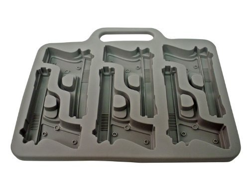 Southern Homewares Gun Ice Cube Tray, Garden, Lawn, Maintenance