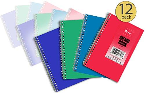 Set of 12 - Memo Books 4