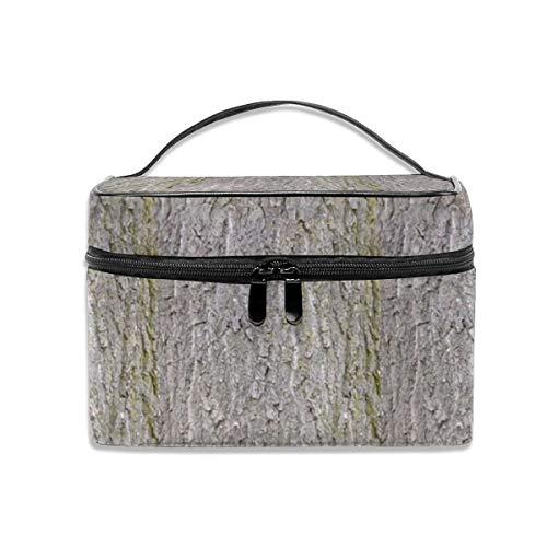 (Portable Travel Toiletry Bag Organizer,Scarlet Oak Bark Cosmetic Bags For Women Girl,Makeup Bag, Storage Bag)