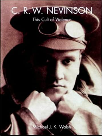 Book C.R.W.Nevinson: This Cult of Violence (The Paul Mellon Centre for Studies in British Art)