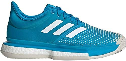 Amazon.com: adidas Women's Sole Court Boost Clay ...