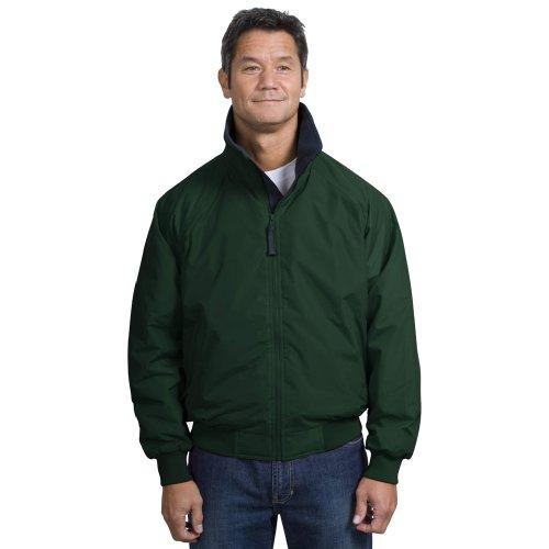 Port Authority Men's Big Challenger Jacket - True Hunter/True Navy - ()