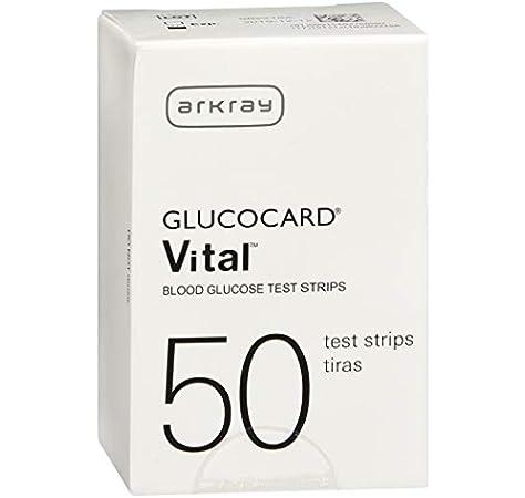 Glucocard G Sensor 25 Tiras Reactivas Glucosa: Amazon.es: Salud y cuidado personal