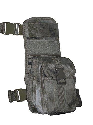 Utility Cargo Multi AU tacs Borsa Bag Multiuso A Cordura in vqR4w6n4E