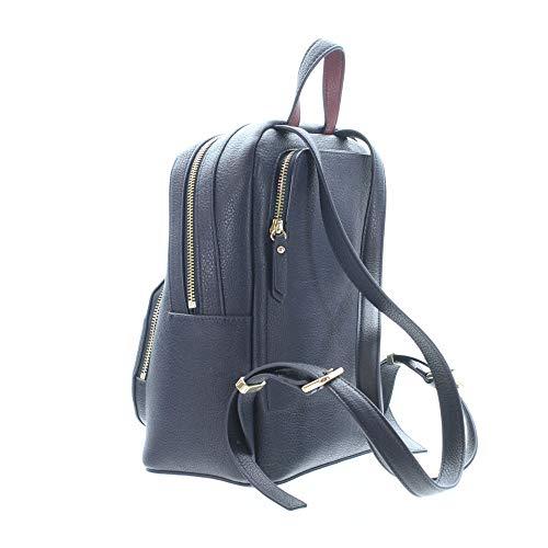 Blau Tommy Hilfiger navy dos cm 12 Noir Blau Sacs T 5x28x23 Th x Core Backpack B à femme H Black HHYrdqx