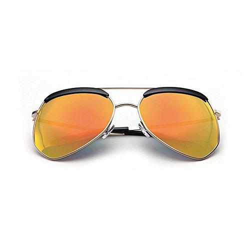 De Deporte De De Definición Conducción Polarizados Anti Sol De Anti 6 Gafas Reflejante UV 5 Color Alta YQQ Gafas Sol De Gafas Gafas Moda De Vidrios Unisex xUnAH0Xwqp