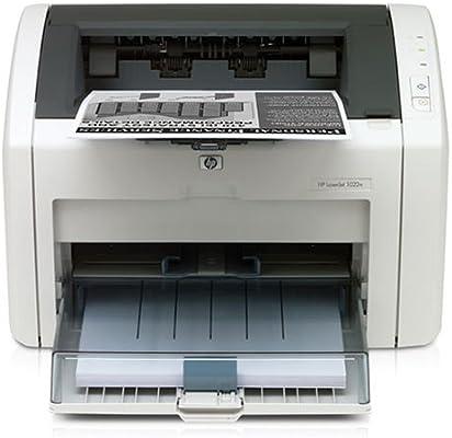 HP LaserJet 1022n - Impresora láser (1200 x 1200 DPI, 8000 páginas ...
