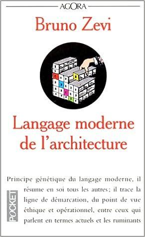 Téléchargement Le langage moderne de l'architecture epub, pdf