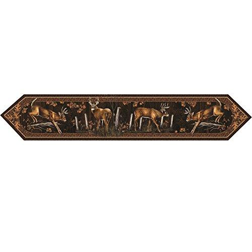 River Runners Edge (River's Edge Deer Table Runner, 71 x 13