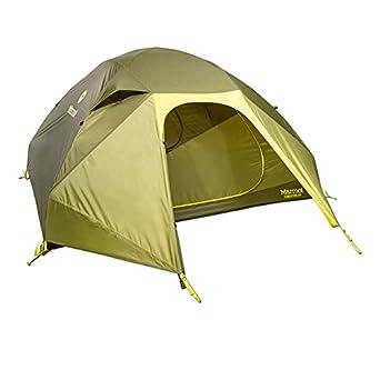 Marmot Tungsten 4P Tent - Green Moss - O/S  sc 1 st  Amazon.com & Amazon.com: Marmot Tungsten 4P Tent - Green Moss - O/S: Sports ...