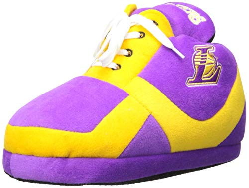 Los Angeles Lakers 2015 Sneaker Slipper Medium