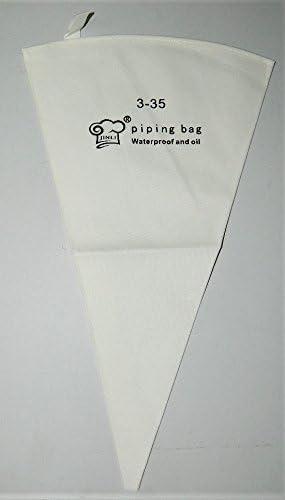 Care Grande Poche /à Douilles Manchon P/âtisserie Lavable R/éutilisable 35 cm