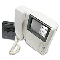 SVAT VISS6001 2-Wire Video Intercom System