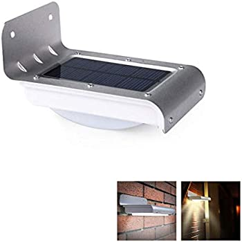 Electrowide 16 Bright Led Wireless Solar Powered Motion