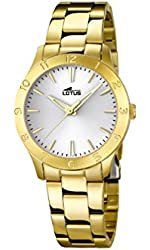 Women's Watch - LOTUS - Gold Plated Band - 18140/1