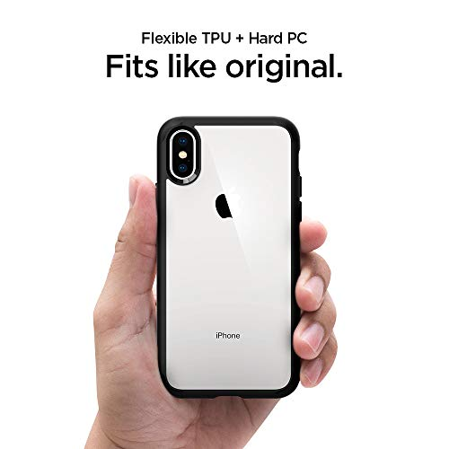 Spigen Ultra Hybrid IPhone X Case With Air Cushion