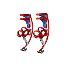 Child Youth Kangaroo Shoes Jumping Stilts Kids Fitness Exercise (66-110lbs/30~50kg)