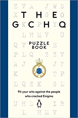 Image result for The GCHQ Puzzle Book