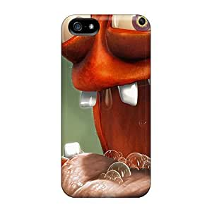 Excellent Hard Cell-phone Cases For Iphone 5/5s (YdW4581VzuR) Provide Private Custom Nice Monster Series
