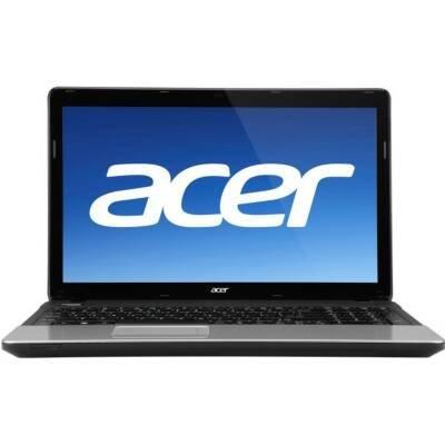 Acer Aspire E1-521-0851 15.6 LED Notebook AMD E1-1200 1.40 GHz 4GB DDR3 500GB HDD Super-Multi drive AMD Radeon HD 7310 Windows 8