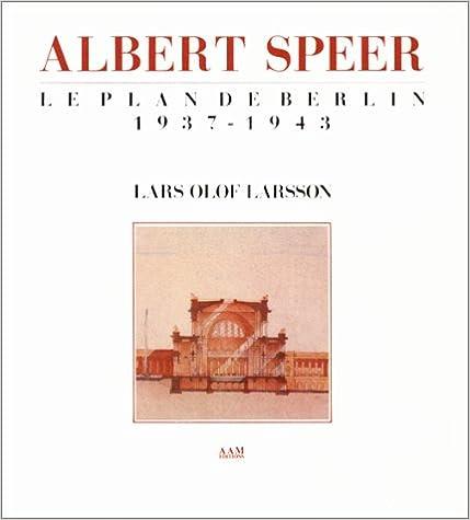 Télécharger en ligne Plan de berlin, 1937-1943 pdf, epub