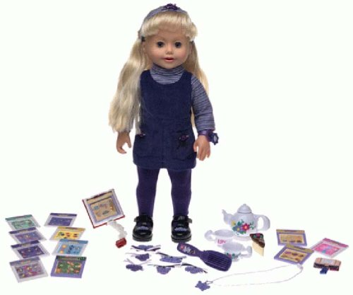 "Amazing Ally 18"" Interactive Doll"