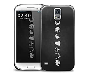 got symbols house symbols Samsung Galaxy S5 GS5 protective phone case