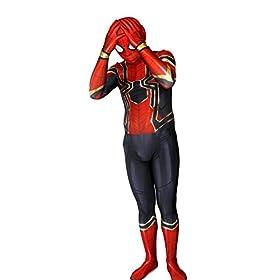 - 41NRMiKB0FL - Unisex Spandex Onesie Adult 3D Zentai Suit Costume Cosplay Bodysuit