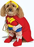 Wonder Woman Dog Pet Costume - X-Large