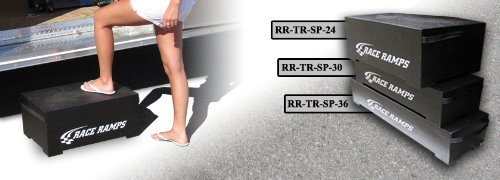 Race Ramps RR-TR-SP-36 36'' Trailer Step by Race Ramps (Image #4)
