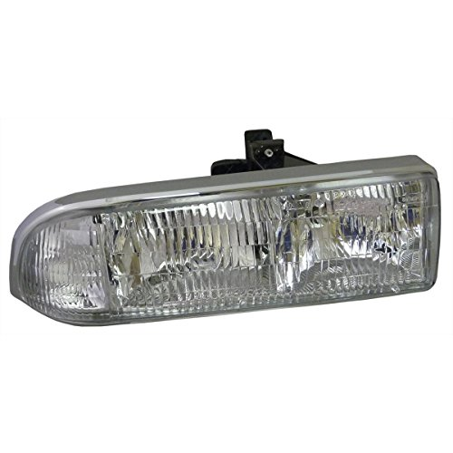 Chevy S10 Pickup Truck 98-04 Right Rh Headlight Headlamp Lens & Housing