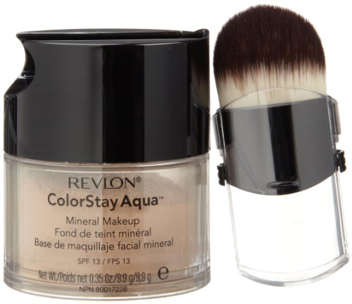 Revlon ColorStay Aqua Mineral Makeup, Medium Deep, 0.35 Ounce (Wholesale Cosmetics Mineral)