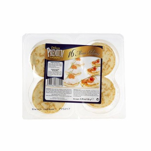(French Blinis (4.46 ounce) )