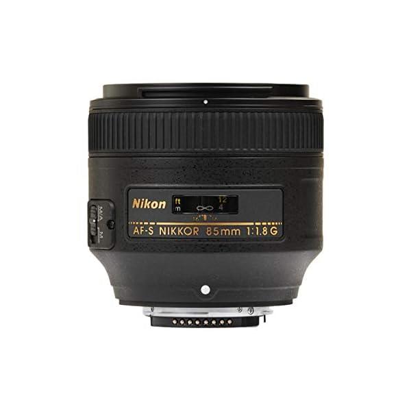RetinaPix Nikon AF-S 85mm F/1.8G Prime Lens for Nikon DSLR Camera