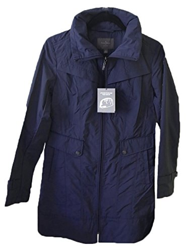 Cole Haan Women's Hooded Packable Jacket X-Large