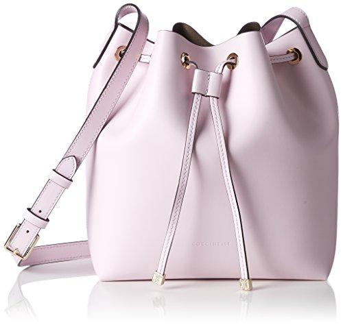 Coccinelle C1 Yo0 Ariel Calf, borsa a tracolla Donna Viola (Purple)
